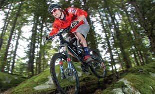 Marin Mountain Bikes